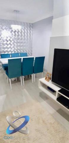 Apartamento com 3 dormitórios à venda, 62 m² por r$ 275.000 - jardim américa - são josé do - Foto 4