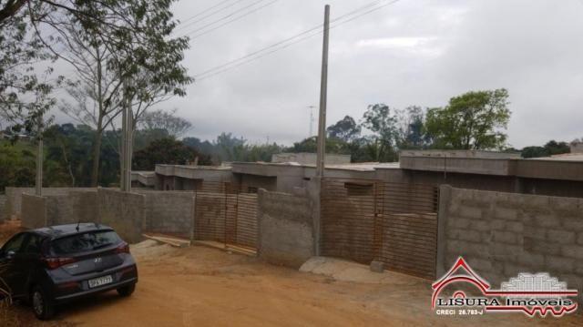 Casa nova veraneio ijal jacareí sp aceita carro, estua parcelar direto - Foto 2