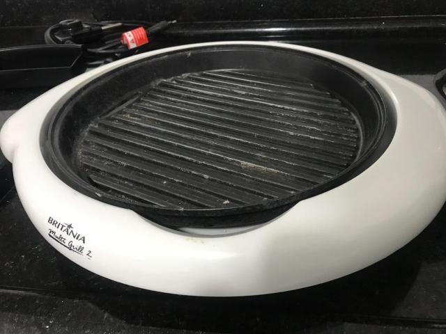 Vendo Grill Britânia Master Grill 2 - Foto 4