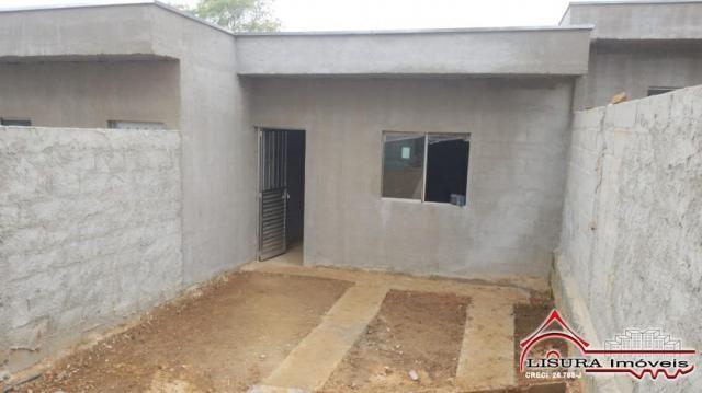 Casa nova veraneio ijal jacareí sp aceita carro, estua parcelar direto - Foto 4