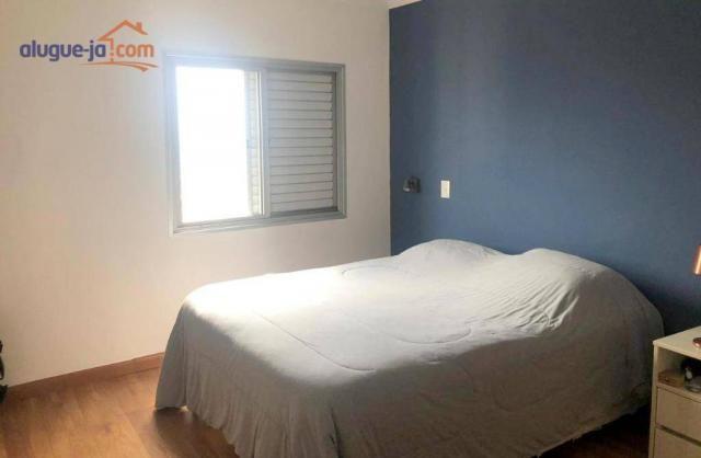 Apartamento com 3 dormitórios à venda, 120 m² por r$ 450.000 - vila adyana - são josé dos  - Foto 16