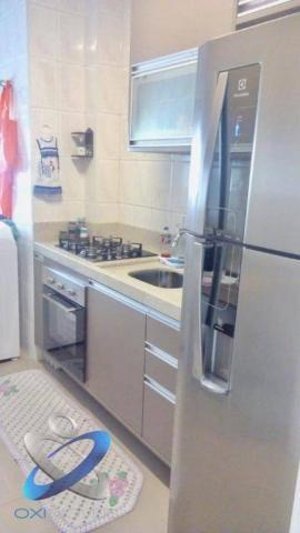Apartamento com 3 dormitórios à venda, 62 m² por r$ 275.000 - jardim américa - são josé do - Foto 6