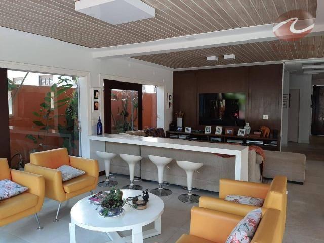 Sobrado com 4 dormitórios à venda, 378 m² por r$ 1.450.000,00 - urbanova - são josé dos ca - Foto 2