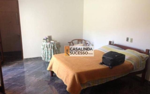 Casa 200m² 3 suítes 4 vagas próx. à rodovia governador mario covas - ca6120 - Foto 4