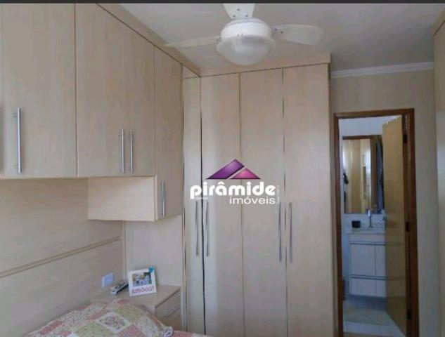 Apartamento com 2 dormitórios à venda, 68 m² por r$ 308.000,00 - jardim motorama - são jos - Foto 7