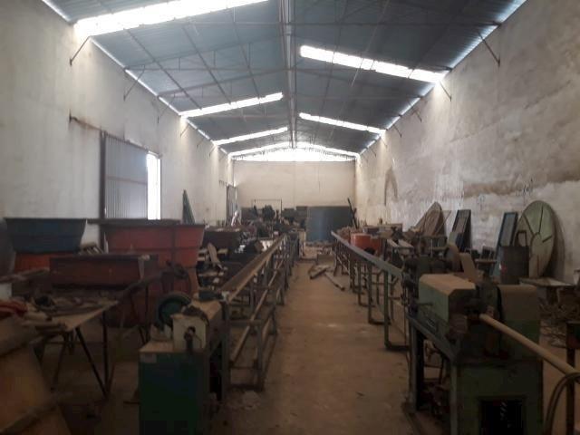 Galpão/depósito/armazém para alugar em Distrito industrial, Uberlândia cod:876388 - Foto 13