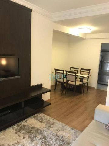 Apartamento com 2 dormitórios à venda, 62 m² por r$ 420.000 - jardim aquarius - Foto 4