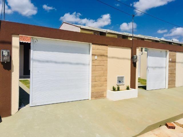Documentação gratis; 2 quartos ,2 banheiros , 2 vagas de garagem fino acabamento - Foto 14