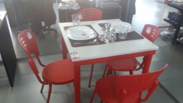 Mesas e cadeiras refeitórios - Foto 3