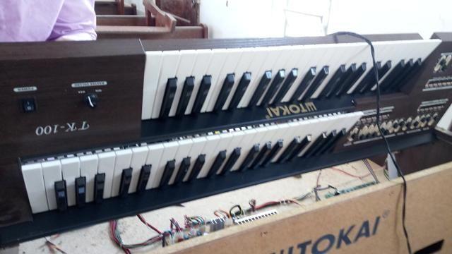 Conserto de Órgão Eletrônico. Leia a Descriçao - Foto 3