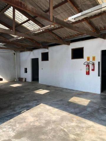 LF-BA0016 Excelente Barracão com Casa para alugar, 238 m² por R$ 3.000/mês - Foto 3