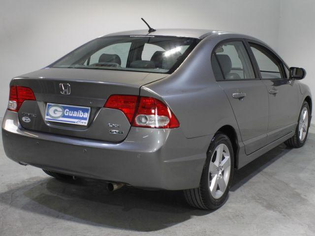 Civic Sedan LXS 1.8/1.8 Flex 16V Aut. 4p Veicul - Foto 3