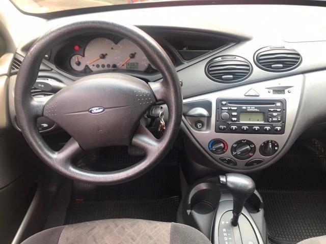 Ford Focus 2.0 automático completo unico bono super conservado - Foto 8