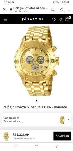 Relógio Invicta Subaqua 14506 - Foto 3