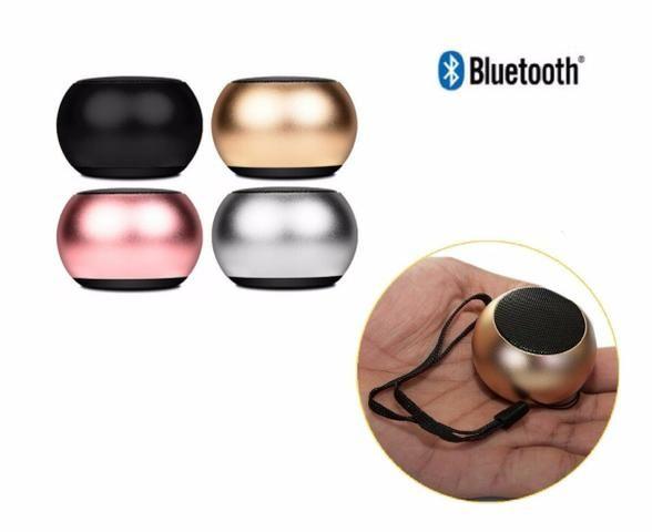 Caixa De Som H Maston Metal Bluetooth Original Android iOS Música - Foto 5