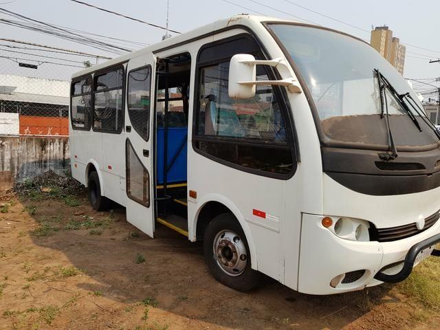 Micro Ônibus 20 lugares + Motorista - Foto 5