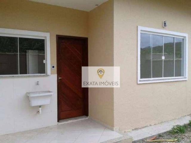 Casas lineares independentes, Extensão do Bosque, Rio das Ostras. - Foto 8