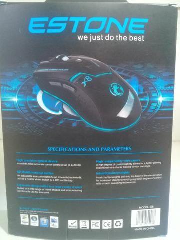 Mouse Gamer usb - Foto 3