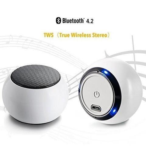 Caixa De Som H Maston Metal Bluetooth Original Android iOS Música - Foto 3