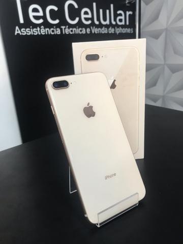 IPhone 8 Plus 64gb - 6 meses de garantia