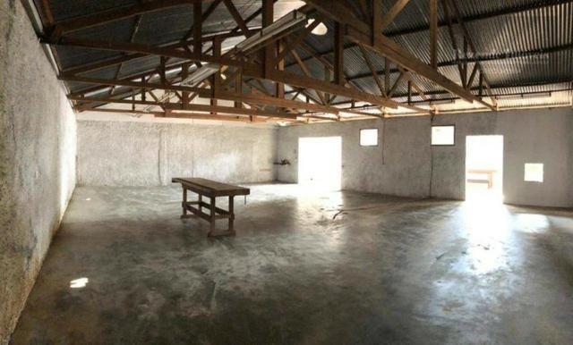 LF-BA0016 Excelente Barracão com Casa para alugar, 238 m² por R$ 3.000/mês - Foto 2