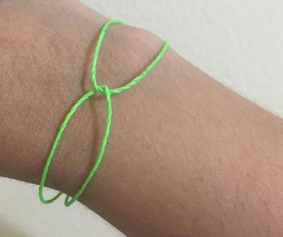 Pulseira Bracelete Infinito - Foto 3