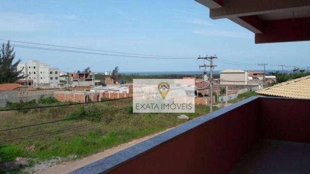 Coberturas duplex 03 quartos/varanda gourmet, Enseada das Gaivotas/ Rio das Ostras. - Foto 12