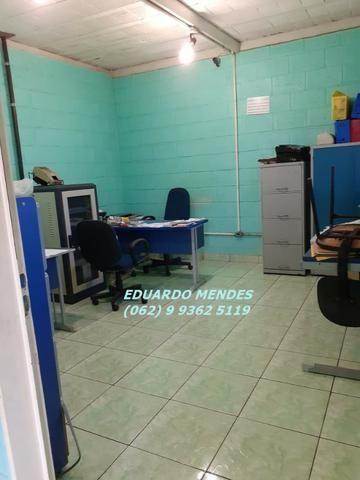 Galpão coberto, lote 360 m² em Aparecida de Goiânia, boa localização - Foto 10