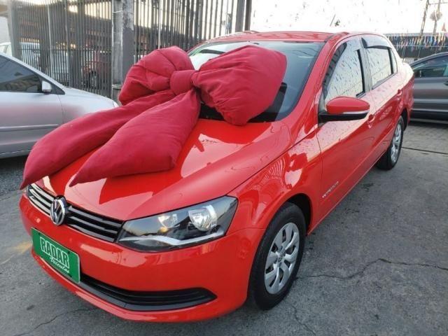 Volkswagen Voyage COMFORTLINE 1.6 8V FLEX 4P 4P