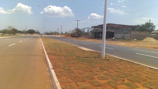 Prédio comercial vicinal inacabado na Av. LO 08 144M² (12x12) - Foto 10