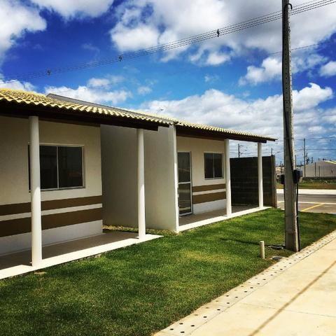 Chave no Grand Jardim Flamboyant casa 2/4 no Estaquio R$ 23 mil prestação R$ 430 - Foto 8