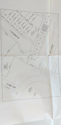 Prédio comercial vicinal inacabado na Av. LO 08 144M² (12x12) - Foto 4