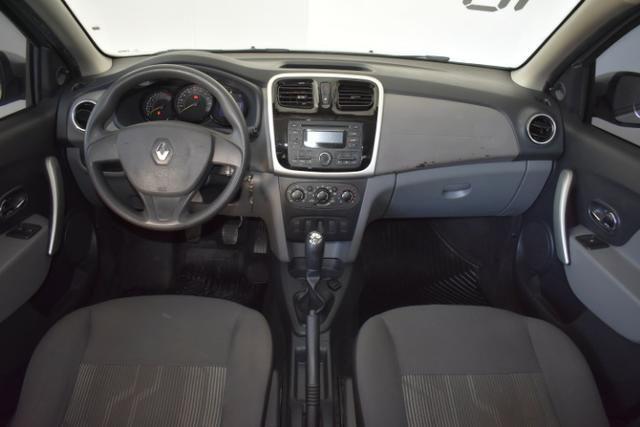 Renault Logan (*48 x 761,00 Idela p/ trabalho pare de pagar diria e venha p/ Trip) - Foto 7