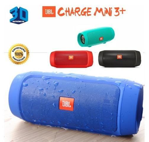 Caixa De Som MINI charge 3 JBL Bluetooth Fm Sd Android iOS Música