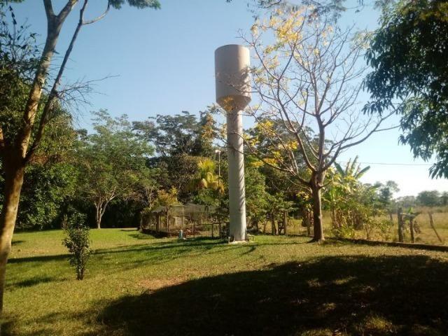 Chácara de 7 hectares, nas margem do rio em Acorizal, comunidade baus