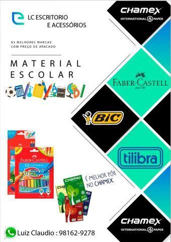 Kit De Material Escolar Volta As Aulas 2020 - Foto 6
