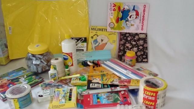 Kit De Material Escolar Volta As Aulas 2020
