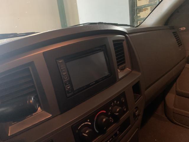 Dorge RAM 2500 H.Duty 4x4 CD SLT2009/2009 - Foto 9