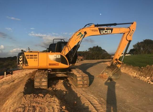 Escavadeira JCB J200 2014 - Foto 4
