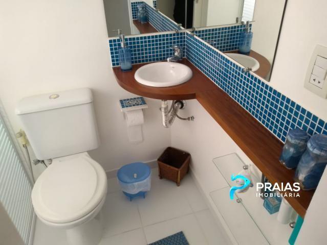 Apartamento à venda com 3 dormitórios em Enseada, Guarujá cod:76853 - Foto 15