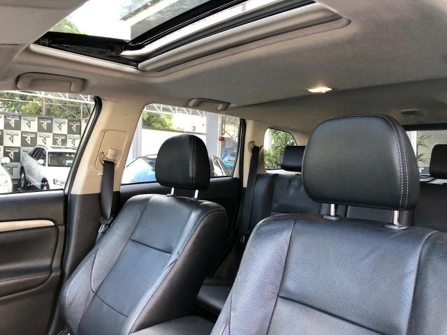 Mitsubishi Outlander 3.0 GT - TOP c/ Teto - 7 Lugares - Muito Novo = 0KM! - Foto 9