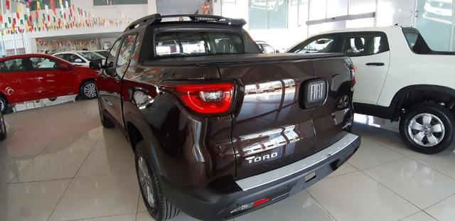 Fiat Toro Freedom 1.8 Flex 2020/2020 - Foto 3