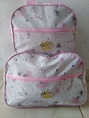 kit com 2 bolsas