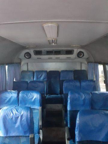 Vendo este ônibus e faço frete - Foto 2