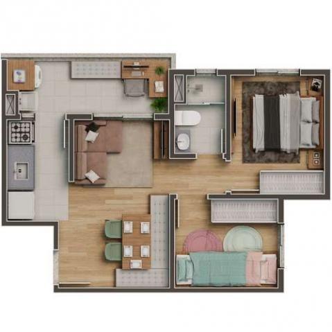 La Vista Lapa - Apartamento de 1 ou 2 quartos na Água Branca - São Paulo, SP - ID1127 - Foto 15