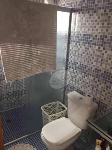 Sobrado com 3 dormitórios para alugar, 159 m² por R$ 3.000/mês - Serpa - Caieiras/SP - Foto 6