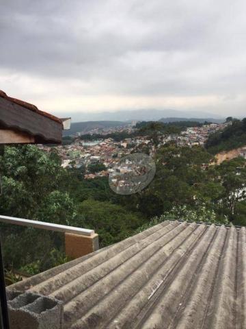 Sobrado com 3 dormitórios para alugar, 159 m² por R$ 3.000/mês - Serpa - Caieiras/SP - Foto 2
