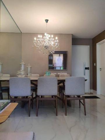Apartamento com 3 dormitórios à venda, 106 m² por R$ 699.900 - Centro - Juiz de Fora/MG - Foto 11