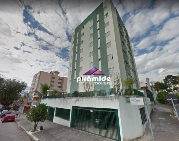Apartamento com 2 dormitórios para alugar, 56 m² por R$ 900,00/mês - Jardim Bela Vista - S - Foto 11