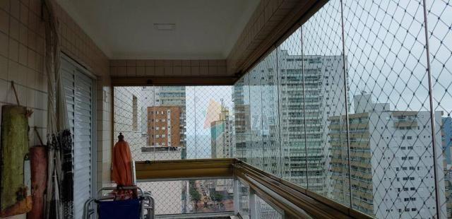 Apartamento com 2 dormitórios para alugar, 76 m² por R$ 3.000,00/mês - Tupi - Praia Grande - Foto 16